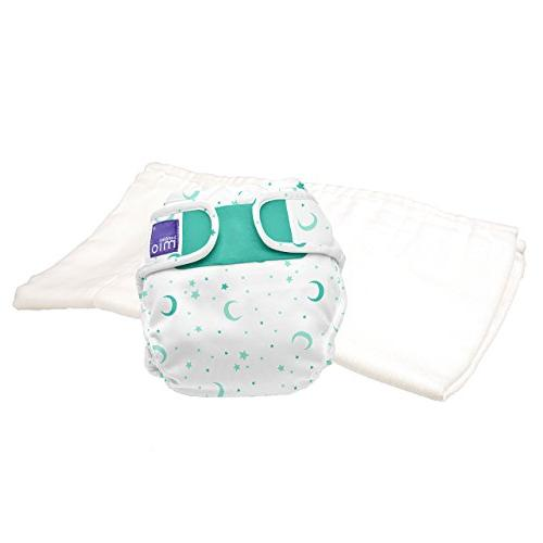 miosoft cloth diaper trial pack sweet dreams