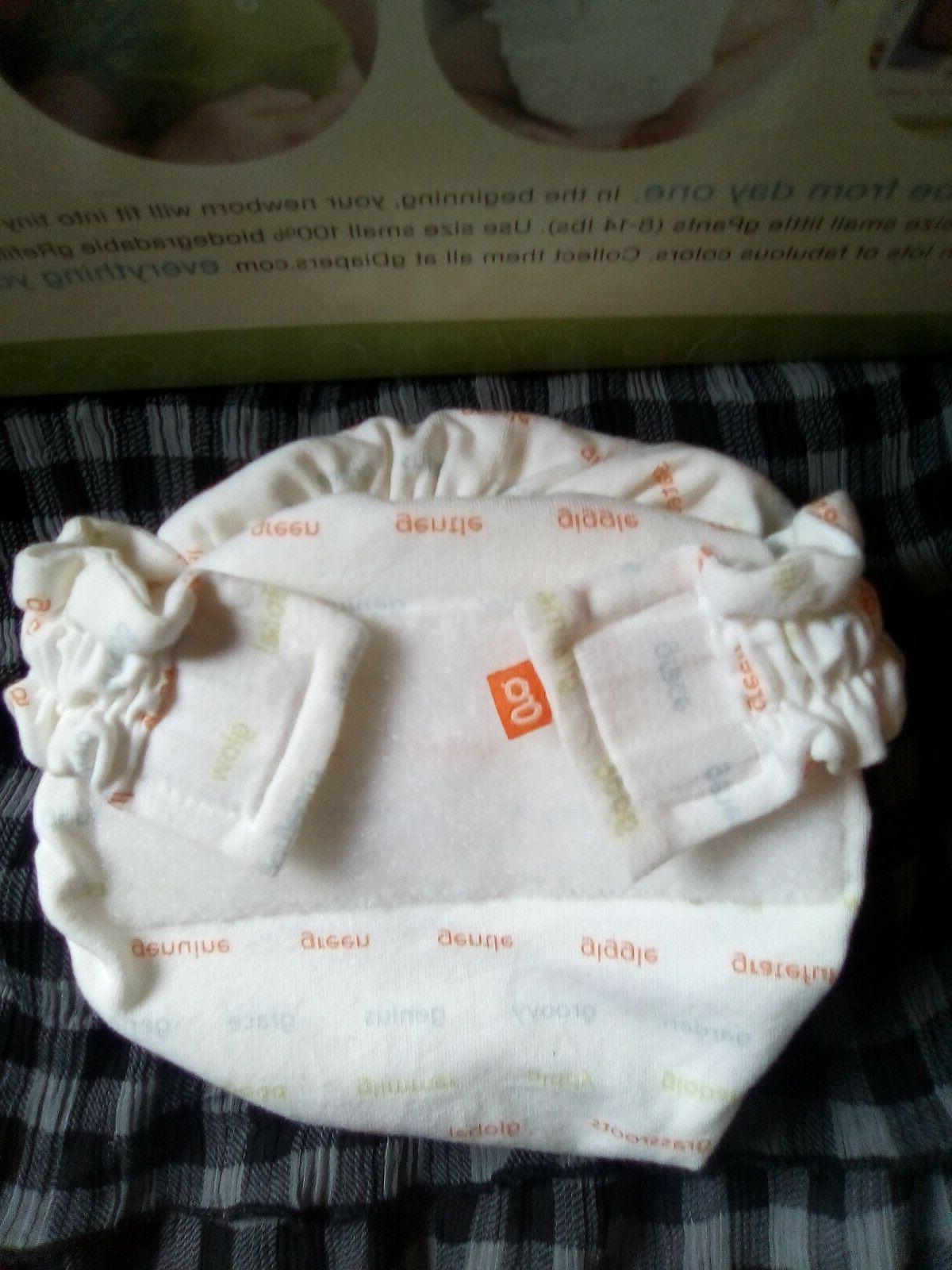 NEW gDIAPERS gWORD 6-10 0-12mon.