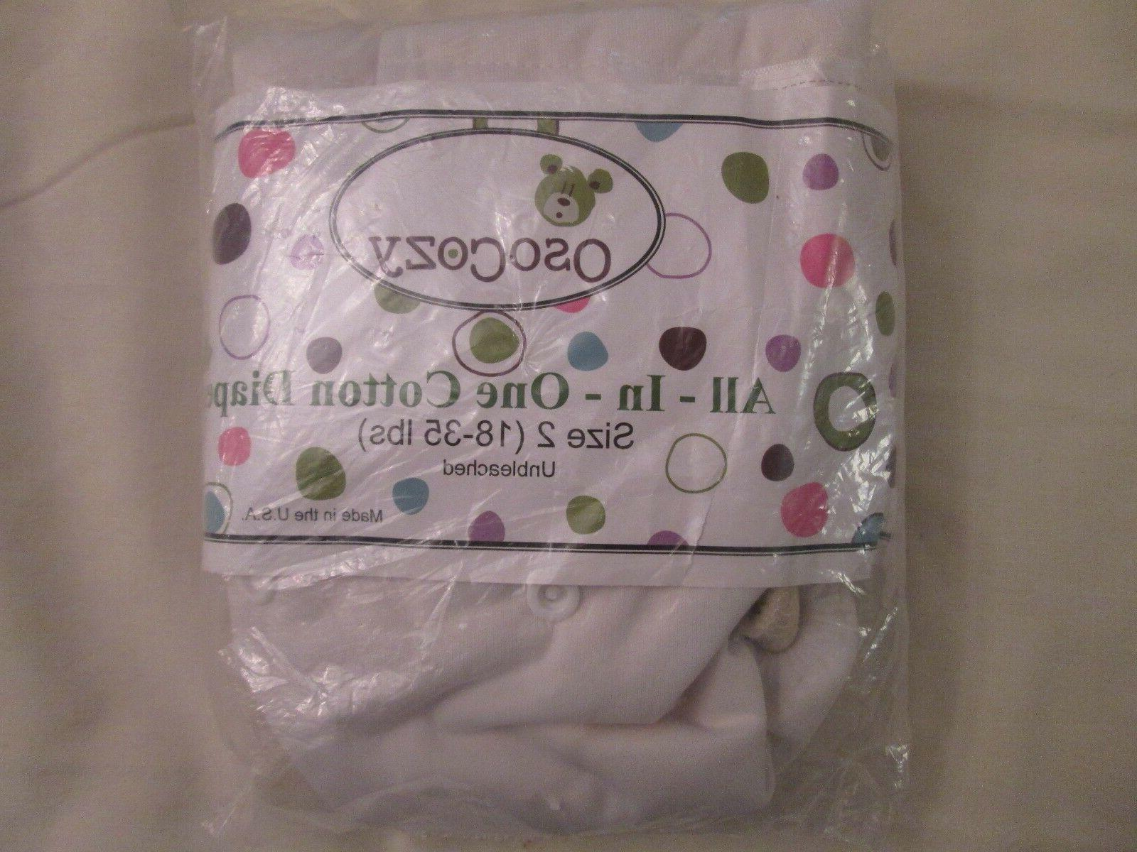 new all in one aio cloth diaper