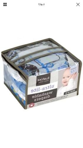new ultra washable cloth aio diapers infant