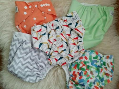 NORA'S Cloth Diapers 5