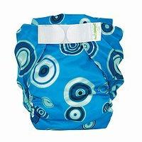 Bumkins All-In-One Cloth Diaper , Boy Prints)