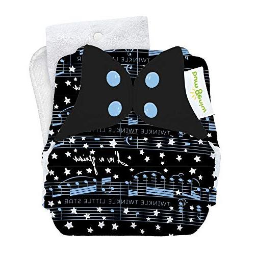 one pocket cloth diaper 5
