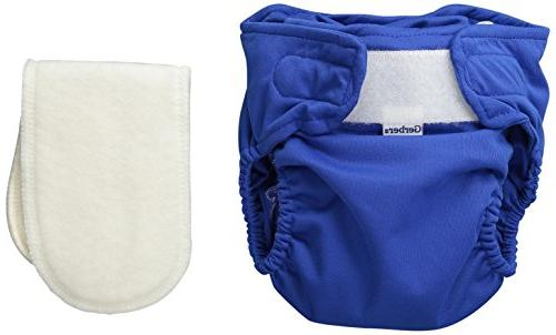 one reusable diaper