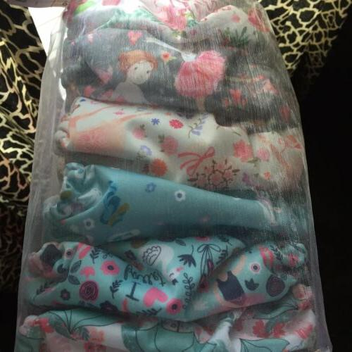 Mama Baby Cloth Diapers, 6