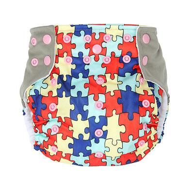 One Cloth + 5 Adjustable Reusable For Baby newborn
