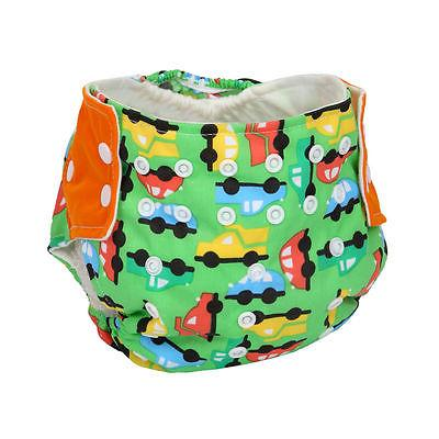 One Cloth Diapers + 5 Inserts Reusable For Baby