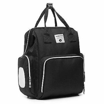 Oxford Travel Backpack Baby Diaper Sto