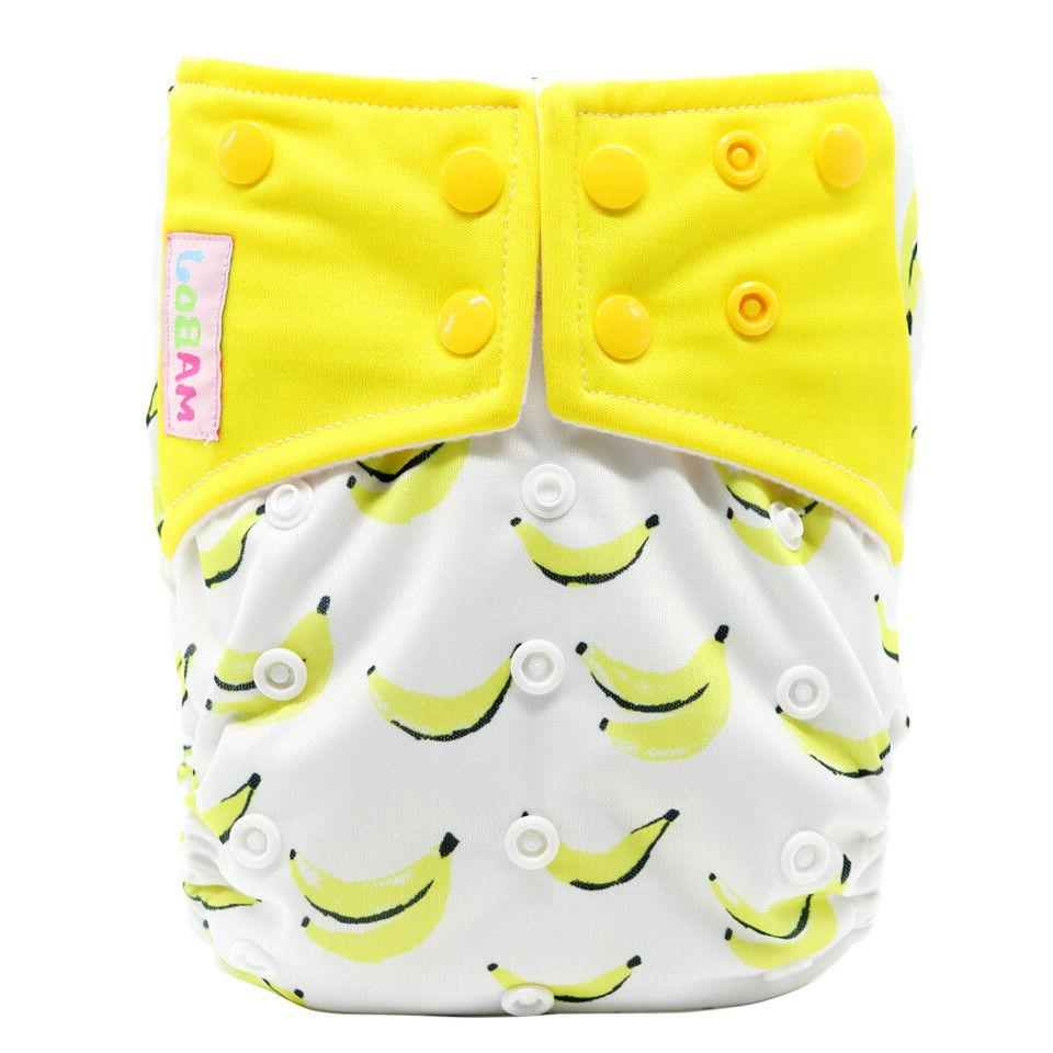 pocket cloth diapers reusable washable adjustable
