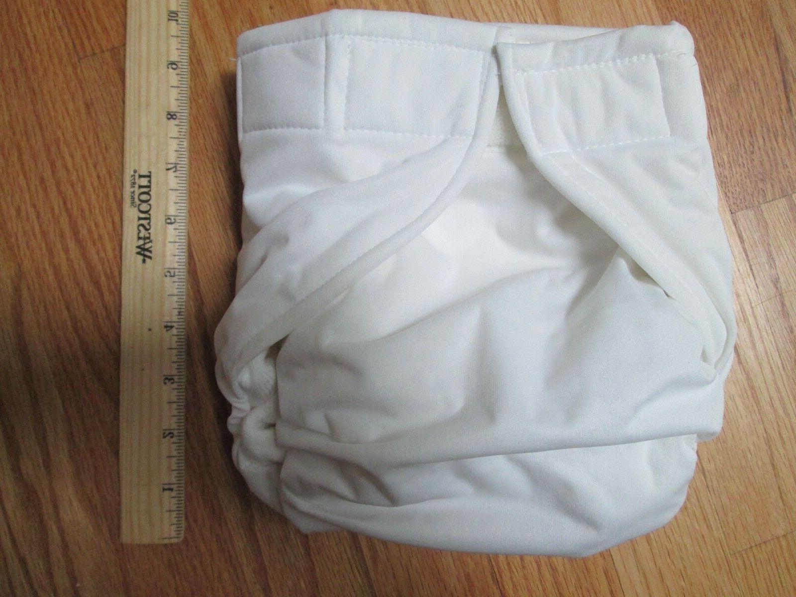 prototype all in one aio cloth diaper