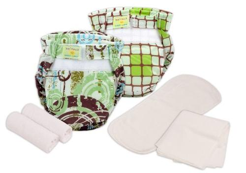 reusable ultra lite diapers trial