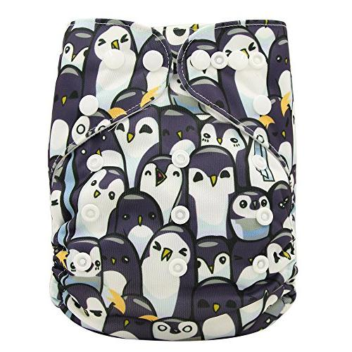 reusable washable pocket cloth diapers