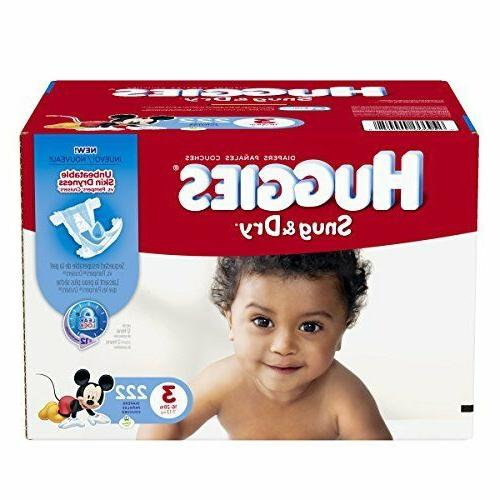 Huggies Diapers, Size 3, Economy Plus ,
