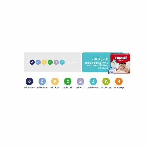 Huggies Snug and Diapers, Plus Pack, ,