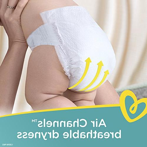 Pampers Swaddlers Baby Diapers 120 Count, MONTH