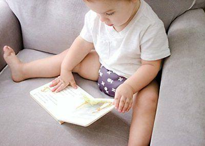 The 4-Pack Cloth Diapers 4