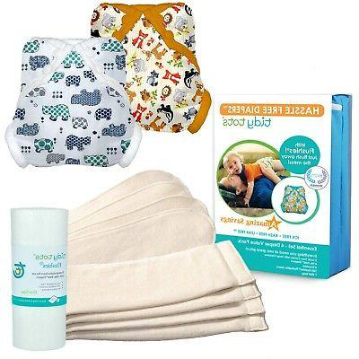 tidy tots diaper hassle free cloth diapers