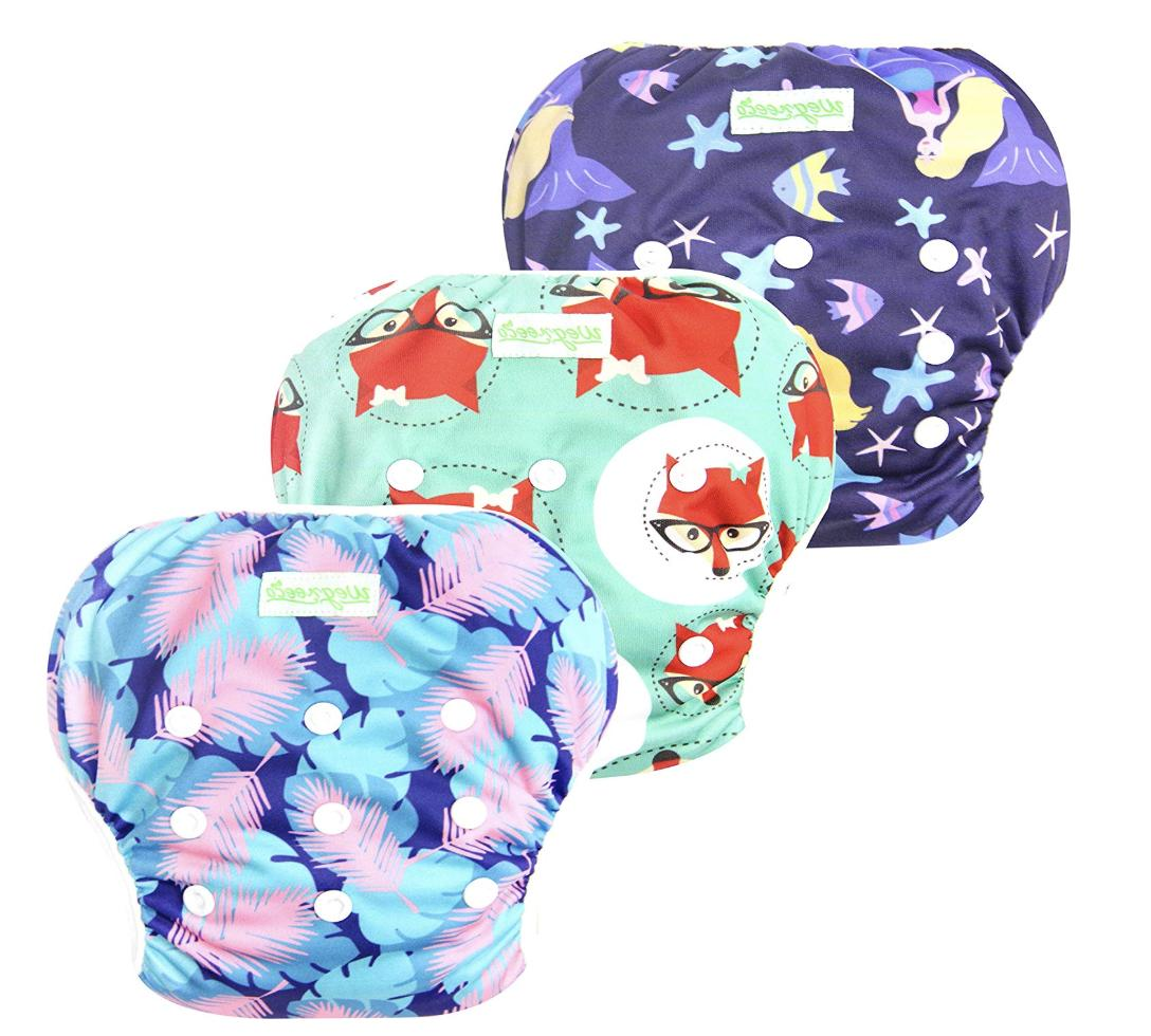 CLOTH DIAPERS | Large