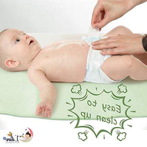 Waterproof Changing Liners - & Baby Diaper Change for Infants Breathable Travel Mat 27 x