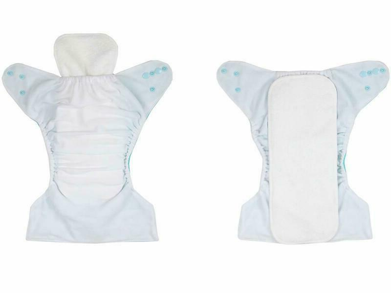 Wegreeco Cloth Diapers Pack Inserts