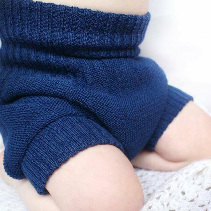 Wool Cover Diapers, 100% Merino Double