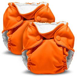 Kanga Care Lil Joey Newborn All-in-One Cloth Diaper 2 Pack -