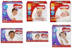 Huggies Little Snugglers & Little Movers Plus Diapers Size 1