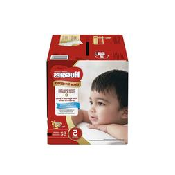 Huggies Little Snugglers Diapers - Size 5-124 ct