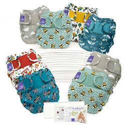 Bambino Mio, miosoft birth to potty pack, mixed