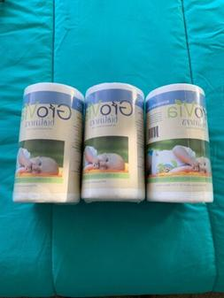 New GroVia Bioliners All Natural Diaper Liners 200 Ct Unscen