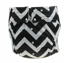 New Teen / Adult Washable Reusable Incontinence Cloth Diaper