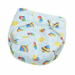 Newborn Diapers Washable Cover Adjustable Unisex 1PC Cloth R
