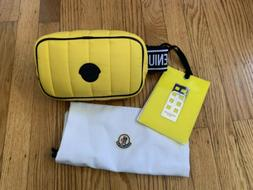 NWT RARE Authentic Moncler Genius Limited-Edition YELLOW Qui