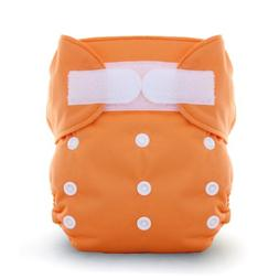 Thirsties Duo All in One Cloth Diaper, Mango, Size Two
