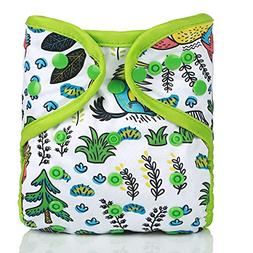 One Size Fit All Baby Reusable Waterproof Diaper Nappy Cover