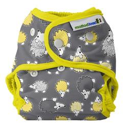 Best Bottom One-Size Diaper Shell - Snap Huckleberry Cubbler