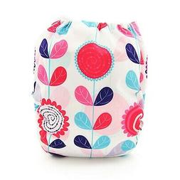Babygoal One Size Cloth Diaper Adjustable Washable for Baby