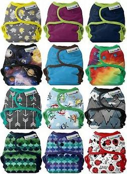 Best Bottom One Size Cloth Diaper Cover Shell Snap Closure G