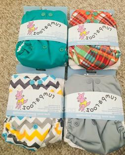 Rumparooz One Size Cloth Pocket Diapers ! Brand New! Free Sh