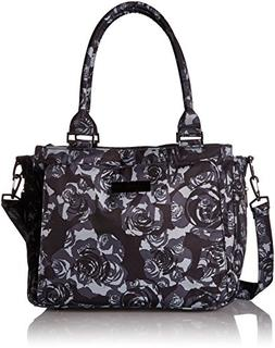 JuJuBe Be Classy Structured Multi-Functional Diaper Bag/Purs