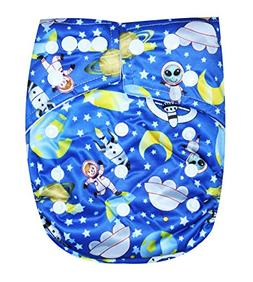 See Diapers Organic Bamboo Terry Baby Cloth Diaper - 2 Bambo