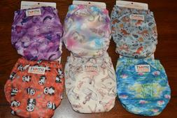 Smart Bottoms smart bottoms  organic cloth diapers 3.1 AIO N