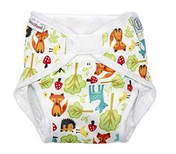 ImseVimse Organic All in One Reusable Cloth Diaper )