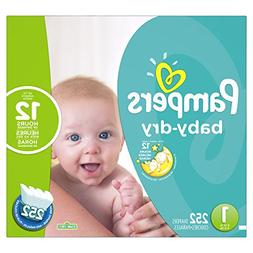 pampers dry diapers 1 economy
