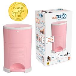 Dekor Plus Disposal Pail, Soft Pink