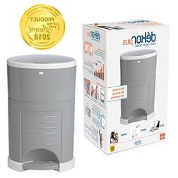 Dekor Plus Hands-Free Diaper Pail | Easiest to Use | Just St