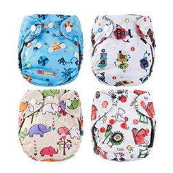 Thank u Mom Pocket Newborn Cloth Diapers for Less Than 12pou