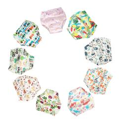 Pocket Cloth Diapers Reusable Washable Adjustable One Size f
