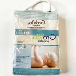 Grovia Prefold, Size 3: Infant Long