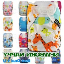 PREMATURE and NEWBORN Washable Reusable Cloth Pocket One Siz